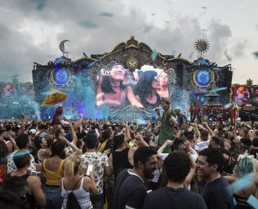 tomorrowland 2018, portfolio, pano